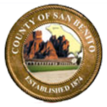 County of San Benito seal